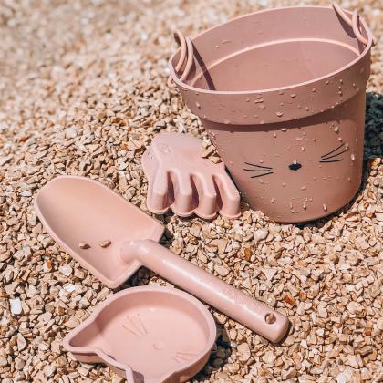 Liewood® Igralni set za na plažo Dante Cat Rose