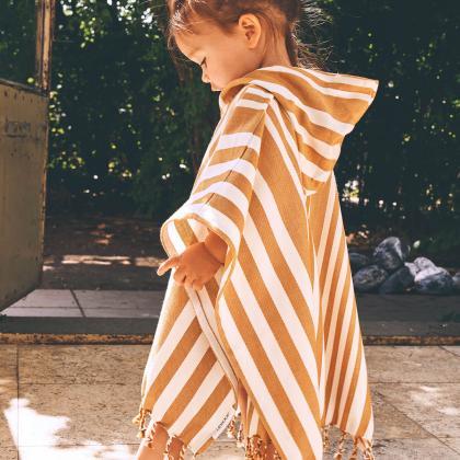 Liewood® Kopalni pončo Roomie Stripe Multi