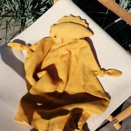 Liewood® Ninica Agnete Dino Yellow Mellow