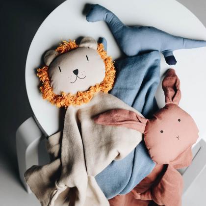 Liewood® Ninica Agnete Rabbit Dumbo Grey
