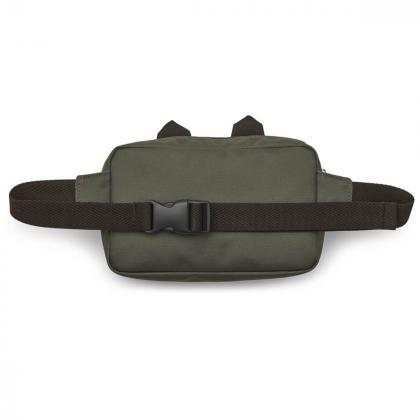 Liewood® Otroška torbica za okoli pasu Kendall Panda Hunter Green