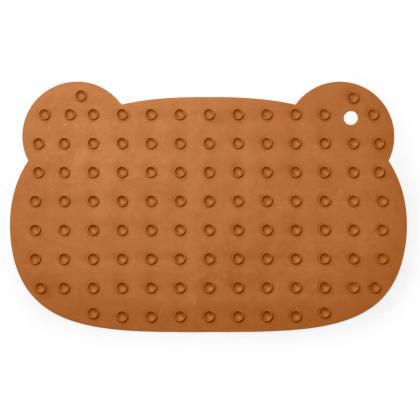 Liewood® Protidrseča podloga za kad Sailor Mr.Bear Mustard