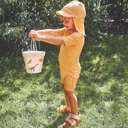 Liewood® Sandali Blumer Mustard/Creme