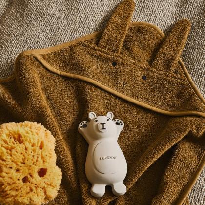 Liewood® Set 2 igrač za kopanje Knud Polar Bear/Penguin Rose Mix