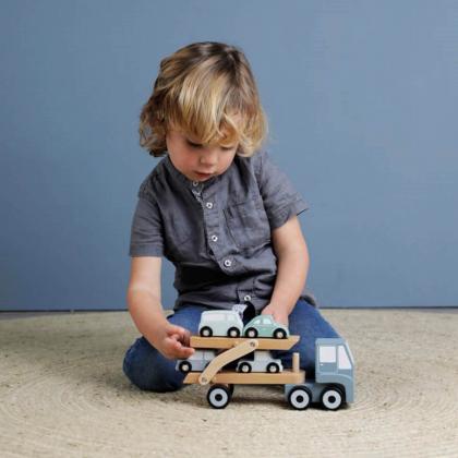 Little Dutch® Leseno transportno vozilo