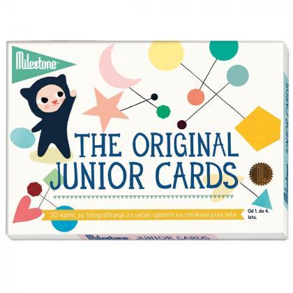 Milestone® Kartice za fotografiranje Junior