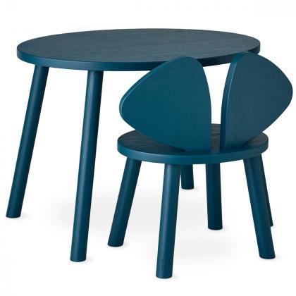 Nofred® Lesen otroški stolček Mouse Petroleum (2-5 let)