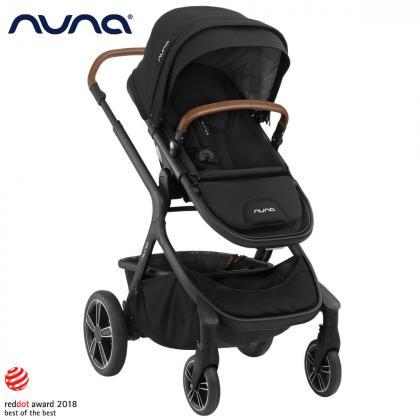 Nuna® Dodatni športni sedež Demi™ Grow Ebony