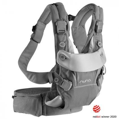 Nuna® Ergonomska nosilka Cudl™ Front and Back Slate