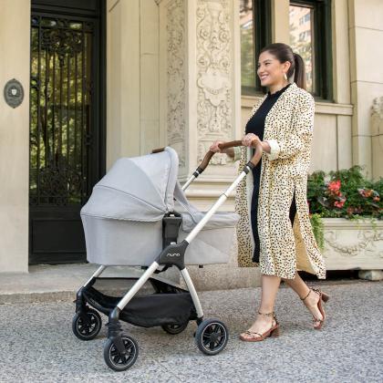 Nuna® Otroški voziček 2v1 Triv™ Frost