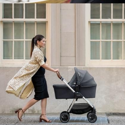 Nuna® Otroški voziček 2v1 Triv™ Mocha