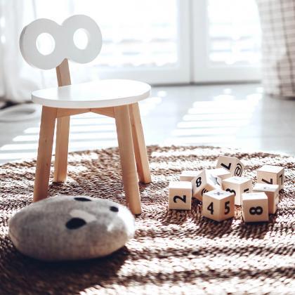 Ooh Noo® Otroški stolček Double-O White