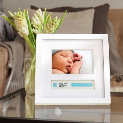 Pearhead® Okvir Slika in porodna ID zapestnica