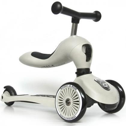 Scoot&Ride® Otroški poganjalec in skiro Highwaykick 1 Ash
