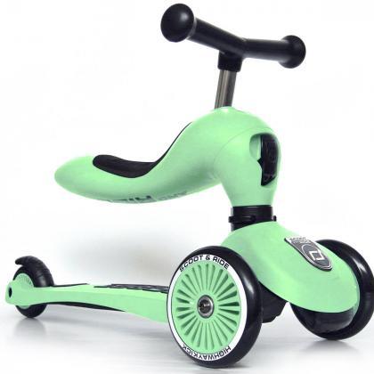 Scoot&Ride® Otroški poganjalec in skiro Highwaykick 1 Kiwi