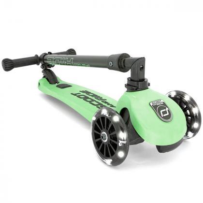Scoot&Ride® Otroški skiro Highwaykick 3 LED Kiwi