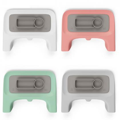 Stokke® Jedilna podloga EZPZ™ by Stokke® za stolček Clikk™ Soft Grey