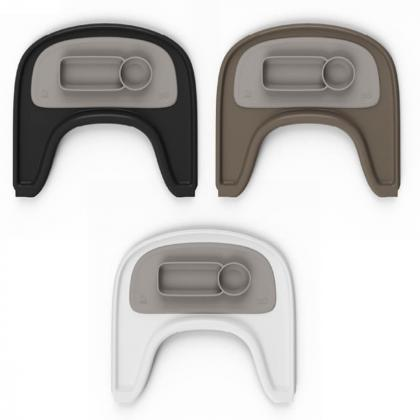 Stokke® Jedilna podloga EZPZ™ by Stokke® za stolček Tripp Trapp® Soft Grey
