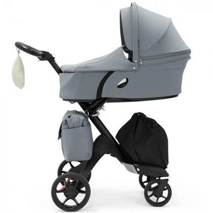 Stokke® Košara za novorojenčka Xplory® V6 Balance Blue Lim.Ed.