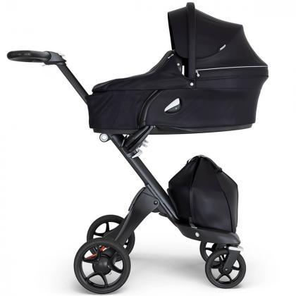 Stokke® Košara za novorojenčka Xplory® V6 Black
