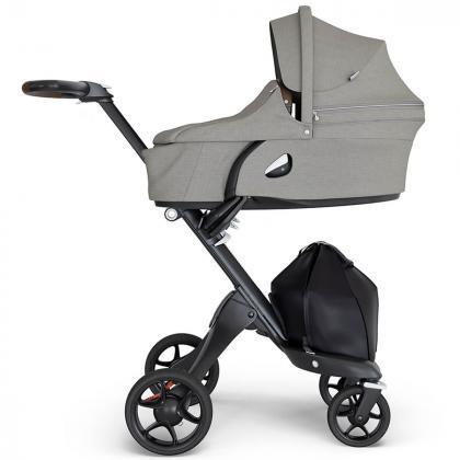 Stokke® Košara za novorojenčka Xplory® V6 Brushed Grey