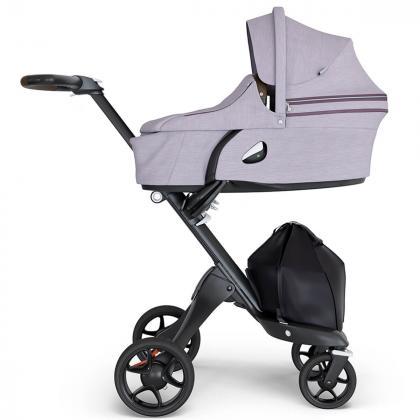 Stokke® Košara za novorojenčka Xplory® V6 Brushed Lilac