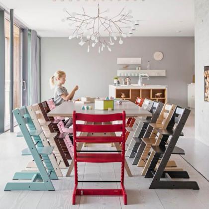 Stokke® Otroški stolček Tripp Trapp® Red