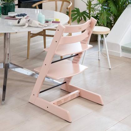 Stokke® Otroški stolček Tripp Trapp® Serene Pink