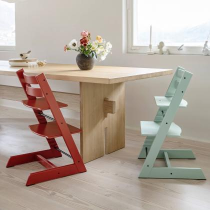 Stokke® Otroški stolček Tripp Trapp® Warm Red