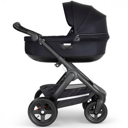 Stokke® Otroški voziček Trailz™ Black/Black Handle