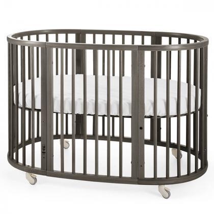 Stokke® Podaljšek za otroško posteljico Sleepi™ Bed Hazy Grey