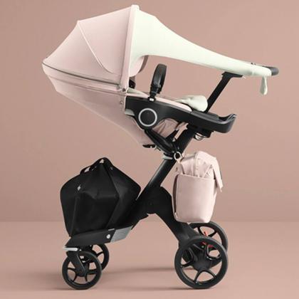 Stokke® Sončna zaščita za voziček Xplory® V6 / Trailz™ Pistachio
