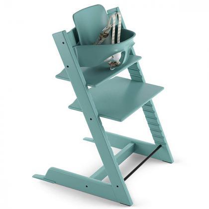 Stokke® Varovalo za stol Tripp Trapp® Baby Set Aqua Blue
