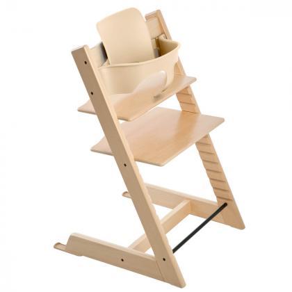 Stokke® Varovalo za stol Tripp Trapp® Baby Set Natural