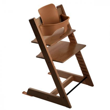 Stokke® Varovalo za stol Tripp Trapp® Baby Set Walnut