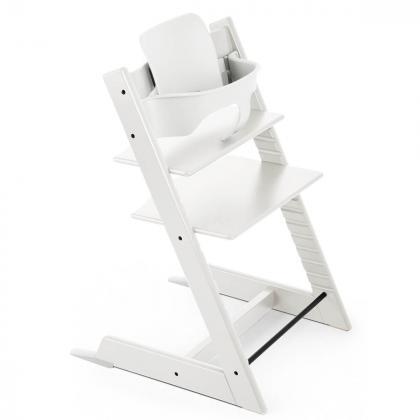 Stokke® Varovalo za stol Tripp Trapp® Baby Set White