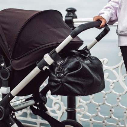 Tiba+Marl® Nastavka za pripenjanje torbe/nahrbtnika na voziček Metal Gun
