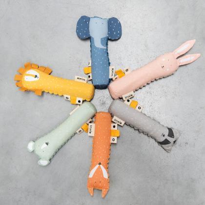 Trixie® Piskajoča ropotuljica Mr. Polar Bear