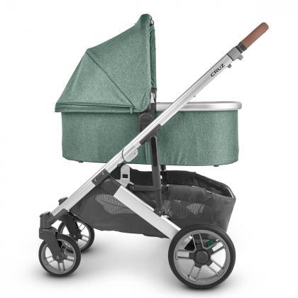 UPPABaby® Dodatna košara za novorojenčka Vista™ V2/Cruz™ V2 Emmett