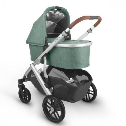 UPPABaby® Vista™ V2 Otroški voziček + košara Emmett
