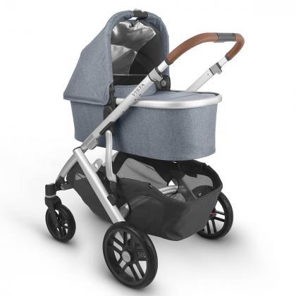 UPPABaby® Vista™ V2 Otroški voziček + košara Gregory