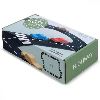 Way to Play® Igralni set Highway